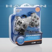 Hadron Hd315 Pc Usb Analog Gamepad Şeffaf