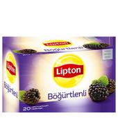 Lipton Böğürtlen Çayı 20li