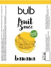 Cafe Bulb Meyve Püresi Muz 900 Gr