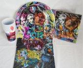 Monster High 16 Kişilik Parti Malzemeleri Paketi Doğum Günü Seti