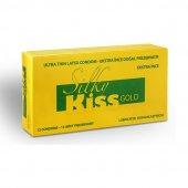 Fiesta Kiss Gold Ultra İnce Prezervatif 12li