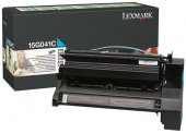 Lexmark 15g041c C752 760 762 X752 762 Mavi Toner Orjinal 6.000 Sy