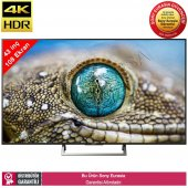 Sony Kd43xe7005 108 Ekran 4k Ultra Hd Led Tv
