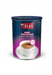 Hiss Hazır Türk Kahvesi 250 Gr Şekerli