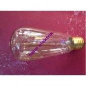 15 Adet Edison Style Rustik Lamba 40w E27 St 64