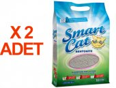 Smart Cat Bentonit Kedi Kumu 2 X 10 Lt