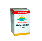 Melatonina 3 Mg 60 Tablet