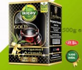 Ikiçay Bergamot Aromalı Siyah Çay 500gr.