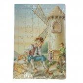 Oyuncak Puzzle Rapunzel