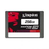 Kingston 256gb 2.5 İnç Sata Iıı Notebook Masaüstü Ssd Skc400s37 256g