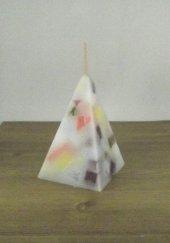 Piramit Mum Alaca (7*12cm)