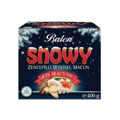 Snowy Ballı Zencefilli Macun 400 Gr Balen