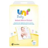 Uni Baby Bebek Bakım Örtüsü 10 Lu
