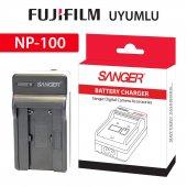 Fujifilm Finepix Mx 600z Şarj Aleti Şarz Cihazı Sanger