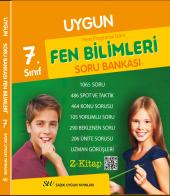 Sadık Uygun Yayınları 7.sınıf Fen Bilimleri Soru B...