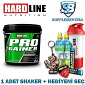 Hardline Progainer Muz 5000 Gr. + 1 Shaker + Hediyeni Seç