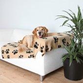 Trixie Köpekler İçin Polar Köpek Battaniyesi 150x100cm Bej