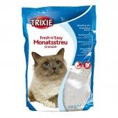 Trixie Kediler İçin Özel Silika Kedi Kumu Granül Kum 5lt