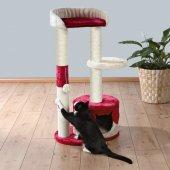 Trixie Kediler İçin Kedi Tırmala Tahtası 100 Cm, Bej Kırmızı