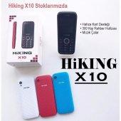 Hiking X11 Kamerasız Tuşlu (Hiking Türkiye Garantili)