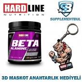 Hardline Beta Alanine 300 Gr. + 3d Maskot Anahtarlık Hediyeli