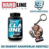 Hardline Cla One 100 Kapsül + 3d Maskot Anahtarlık Hediyeli