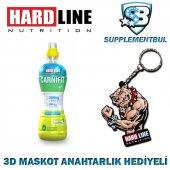 Hardline Carnifit 500 Ml Ananas 12 Adet + 3d Maskot Anahtarlık He