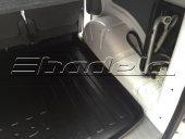 Volkswagen Caddy Bagaj İçi Koruma Paspası Araca Özel Havuzlu