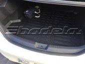 Renault Yeni Megane 4 Sedan Bagaj Paspası Araca Özel Tasarım 3d