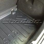 Renault Clio 4 Hb Bagaj Paspası Havuzlu Araca Özel Tasarım