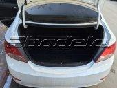 Hyundai Accent Bagaj İçi Koruma Paspası 2011 2017 Arası