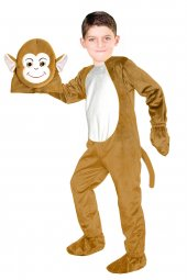 Maymun Kostümü Çocuk Kıyafeti
