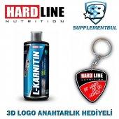Hardline L Karnitin Sıvı 1000 Ml + 3d Logo Anahtarlık Hediyeli