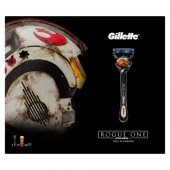 Gillette Fusion Proglide Flexball Tıraş Makinesi Star Wars Özel P