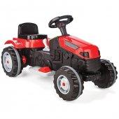 Pilsan Actıve 6 V Akülü Traktör Tractor Kargo Bedava