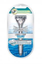 Wilkinson Sword Quattro Sensitive 2up (6207)