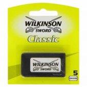 Wilkinson Sword 5li Klasik Tıraş Bıçağı (1209)