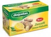 Doğadan Zencefil Limon Kabuklu 20li
