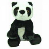 Sensi Peluş Panda 30 Cm Gerçeğe Benzeyen Yıkanabilir Özellikte