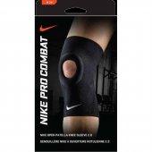 Nike Pro Combat Open Patella Knee Sleeve 2.0 Dizlik (M)
