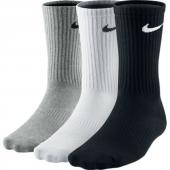 Nike Sx4704 901 3lü Lıghtweıght Crew Spor Çorabı