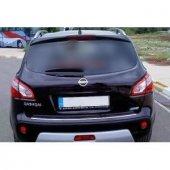 Nissan Qashqai Formlu Krom Bagaj Alt Çıtası Paslanmaz 2007 2014