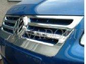 Volkswagen Caddy Formlu Krom Ön Panjur 2 Parça 2010 2015