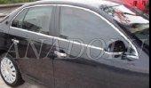 Volkswagen Tiguan Krom Cam Çıtası 6 Parça 2008 2015