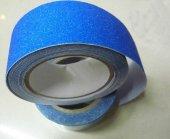 50mmx25mt Mavi Merdiven Kaymaz Bant