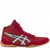 Asics Matflex 5 Erkek Kırmızı Güreş Ayakkabısı J504n 2301