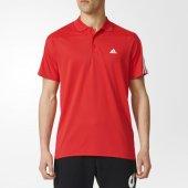 Adidas Base 3s Polo Erkek Polo Yaka Tişört Ay7494