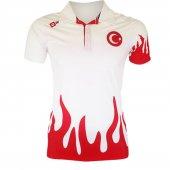 Lotto Polo Yaka Fire Pl Milli Takım Tişört R0294