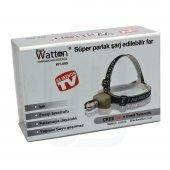 Watton Kafa Feneri Süper Led Zoomlu Sellektörlü