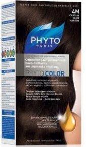 Phyto Color 4m Chatain Clair Marron Saç Boyası